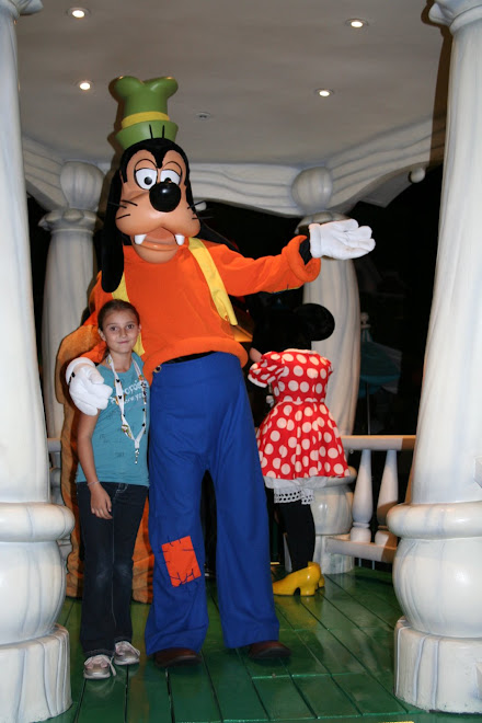Me and goofy