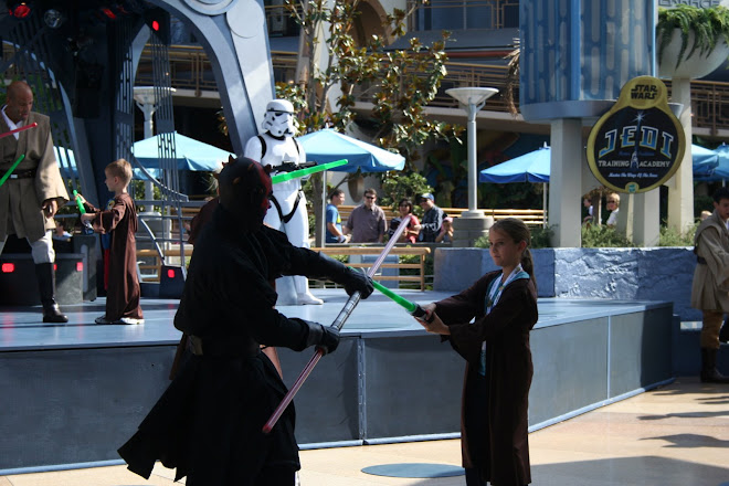 Me fighting darth mall