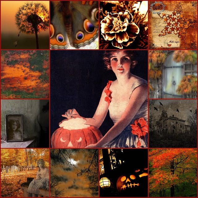 * OCTOBER SPIRIT * Annabelle