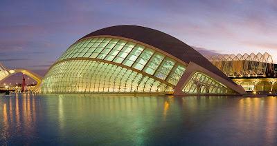 IMAX in Valencia, Spain