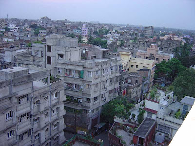 Central Kolkata Locale Seen From Top 2