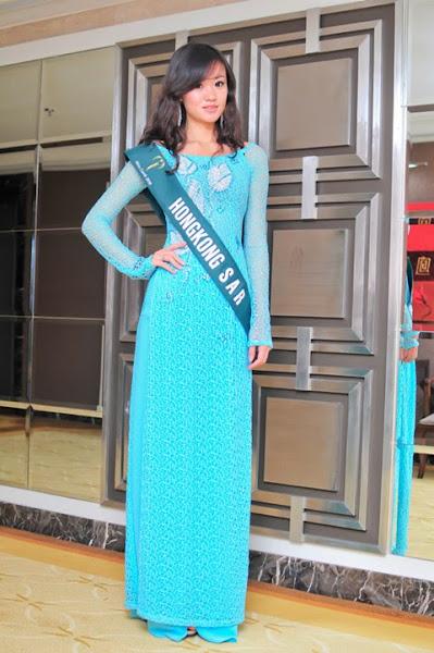 miss earth 2010 ao dai hong kong xiaoyue zheng