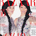 Ein Tan & Ling Tan Magazine Cover and Editorial for Harper's Bazaar Malaysia, May 2010