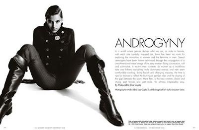 Quand Lakshmi Menon se la joue androgyne.