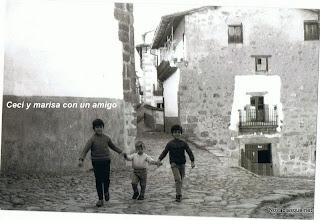paseo por Candelario
