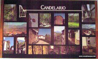 Poster de Candelario salamanca