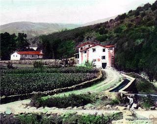 Los Molinos, Paraje de Candelario Salamanca