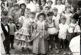 Candelario Salamanca Carnaval 1962