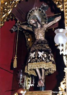 Cristo del Refugio o de Candelario Salamanca