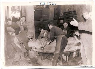 La matanza en Candelario salamanca