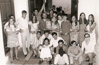 celebración en Candelario Salamanca