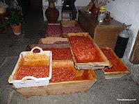 Chorizo de Candelario Salamanca chichas en las artesas