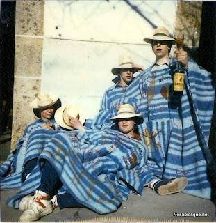 Candelario Salamanca Quintos de 1988