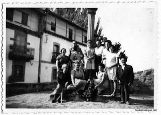 Candelario Salamanca crucero del humilladero