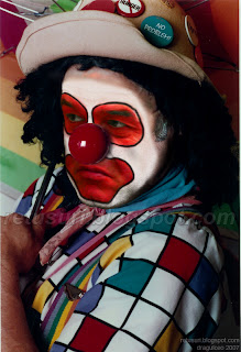 Jiji The Clown Becali