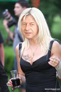 Elena Udrea + Tranian Basescu