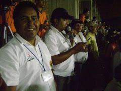 Staff Radio Deportes Aluis
