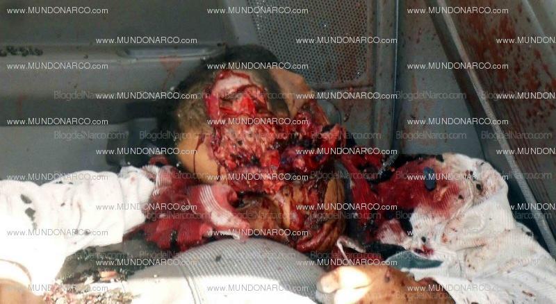 ... hombre que se encontraba en calidad de detenido, esto en Michoacán