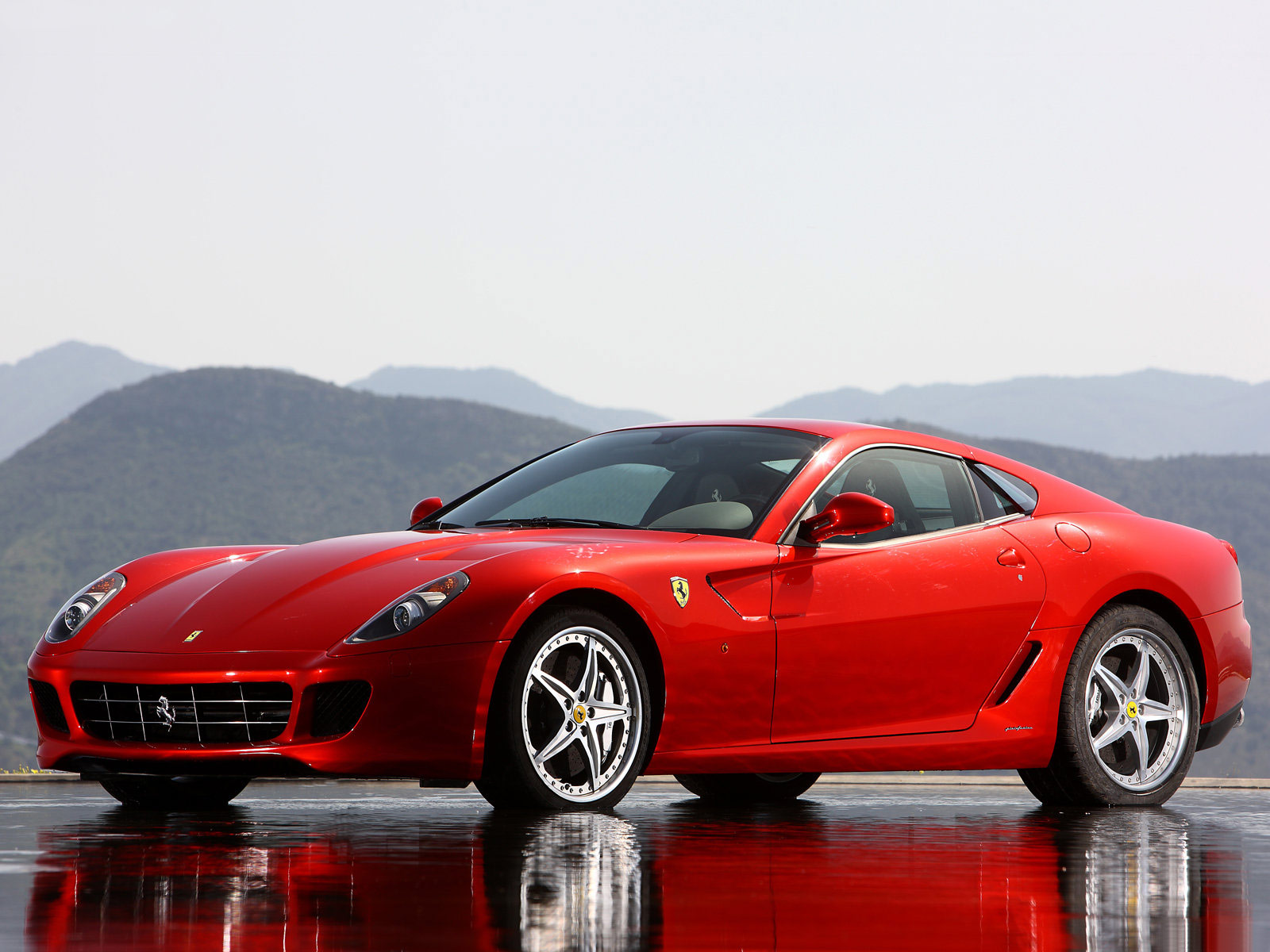 2010 ferrari 599 gtb fiorano hgte car wallpapers when it first debuted the ferrari 599 gtb fiorano set a new standard in terms of performance vanachro Image collections