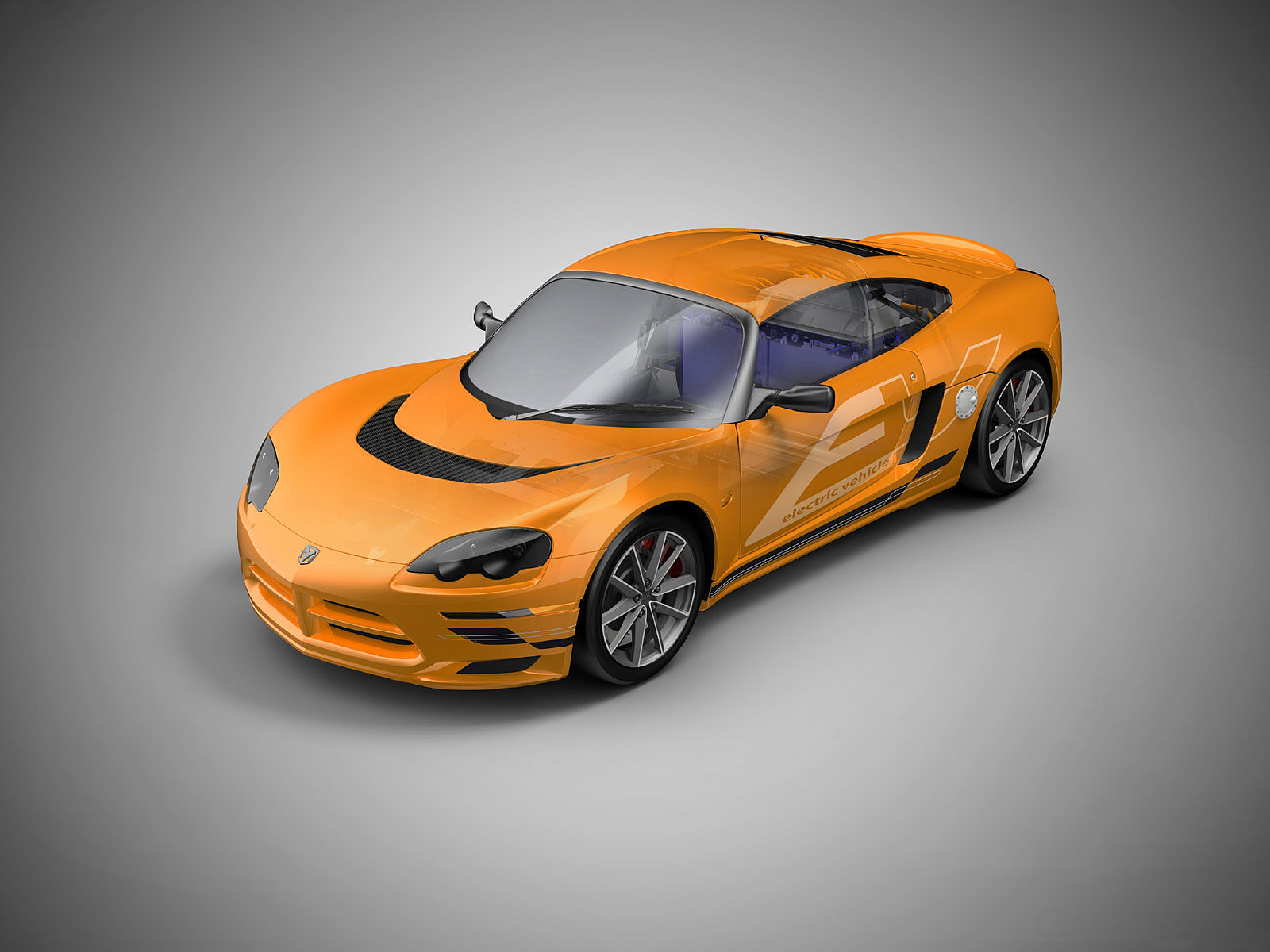 Dodge Circuit Ev Rear 3 4 Dodge Circuit Ev Rear 3 4 | Short News ...