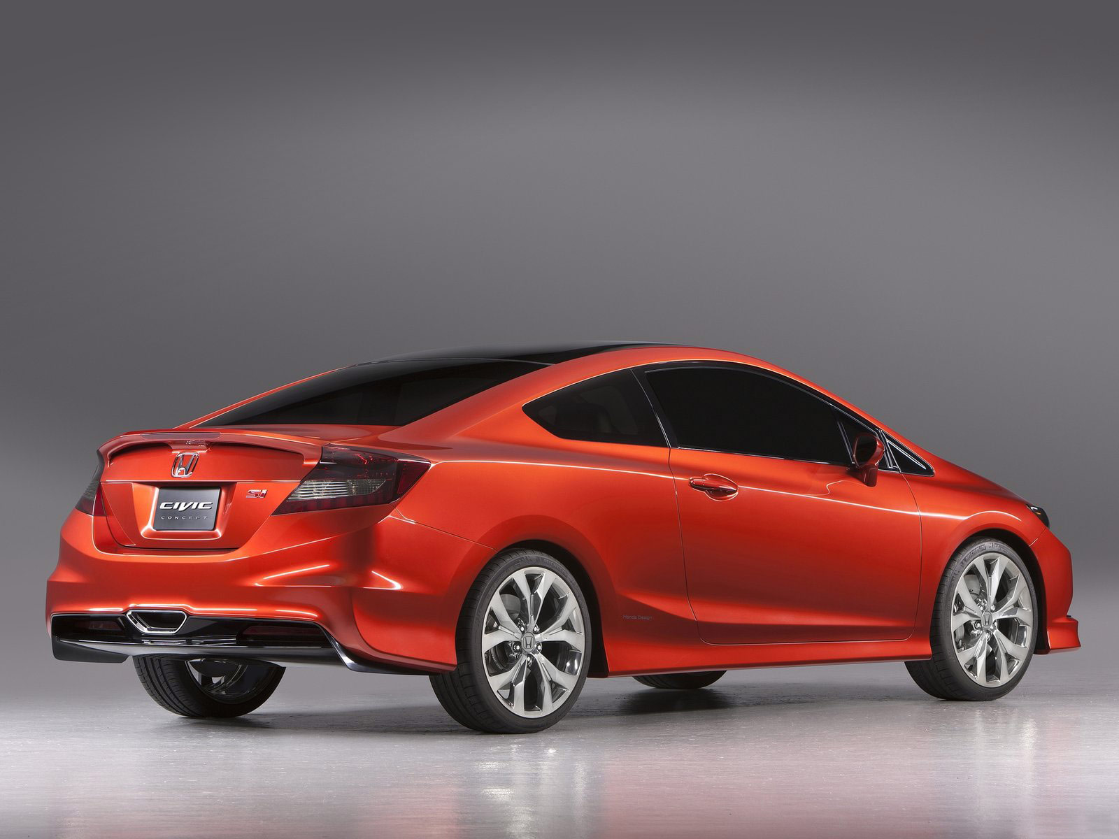 2011 Honda Civic Si Concept Japan Automobiles