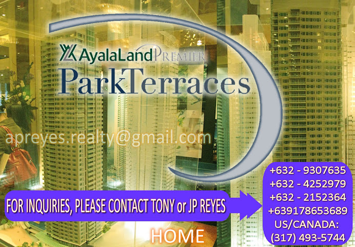 Park Terraces Ayala Land Makati Condo For Sale
