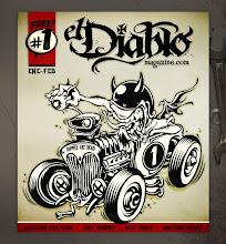 El Diablo Magazine (Kustom Kulture)