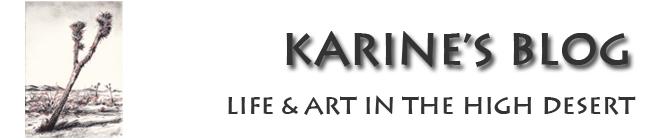 karine's blog