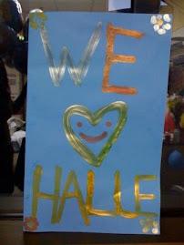 Halle's Room