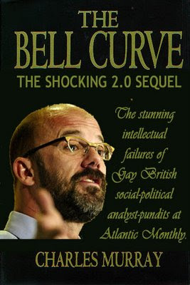 "For the past several years, Murray has been working on a shocking sequel to his shocking-enough book about race and intelligence, ""The Bell Curve."" - TheBellCurve2"