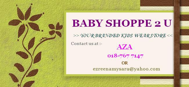 BABY SHOPPE 2 U