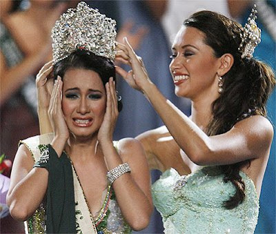 Miss Earth 2008, Karla Henry's Crowning