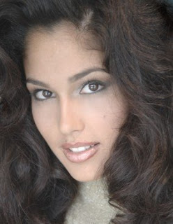 Patricia Rodriguez is Miss Spain World 2008