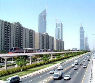 مترو دبي ، موعدة اليوم ٩٠٩٠٢٠٠٩ للأبد ..