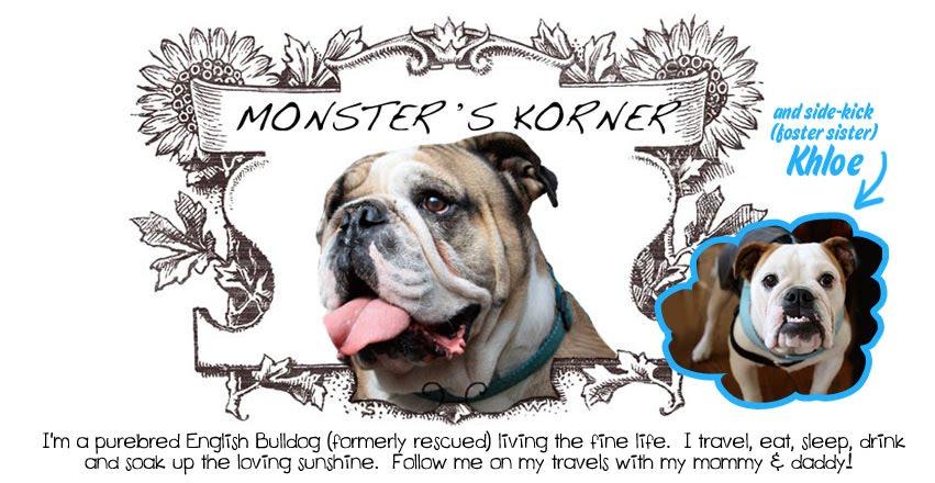 monsters korner - a bullie blog