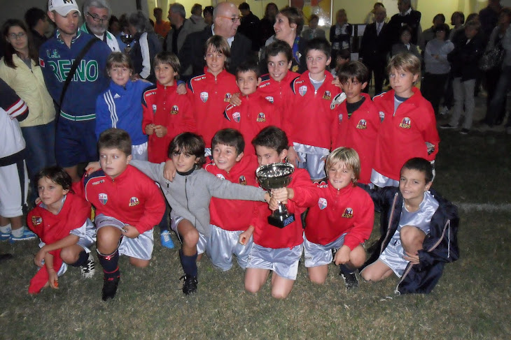 Torneo Unicef US RENO 2001     1° squadra classificata