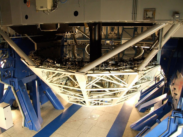 very large telescope mirror, VLT mirror