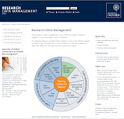 The University of Oxford has launched the Research Data Management Website.