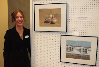 Tracey Costescu at Art Focus Fall Show