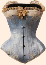 Corsetto d&#39;epoca vittoriana