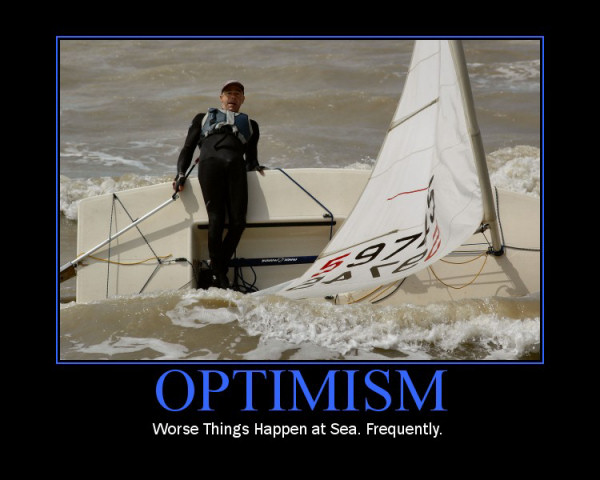 Optimism My self is