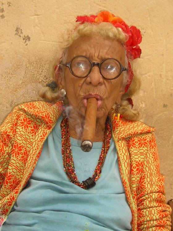 Dedicado a la abuela