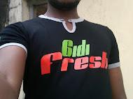 Gidi Fresh Tees by Urban Fu