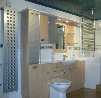 A Creative Bathroom Furniture