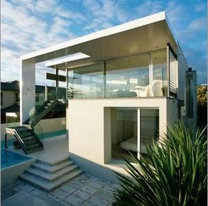 Home Design Modern on Design In Idea Glass Accent  The Architecture Of This Modern House