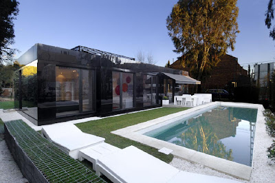 Modular House in Madrid