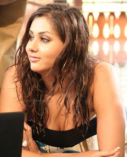 namitha in twitter