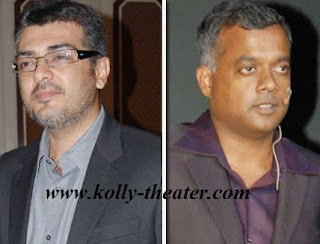 ajith in gautham menon direction