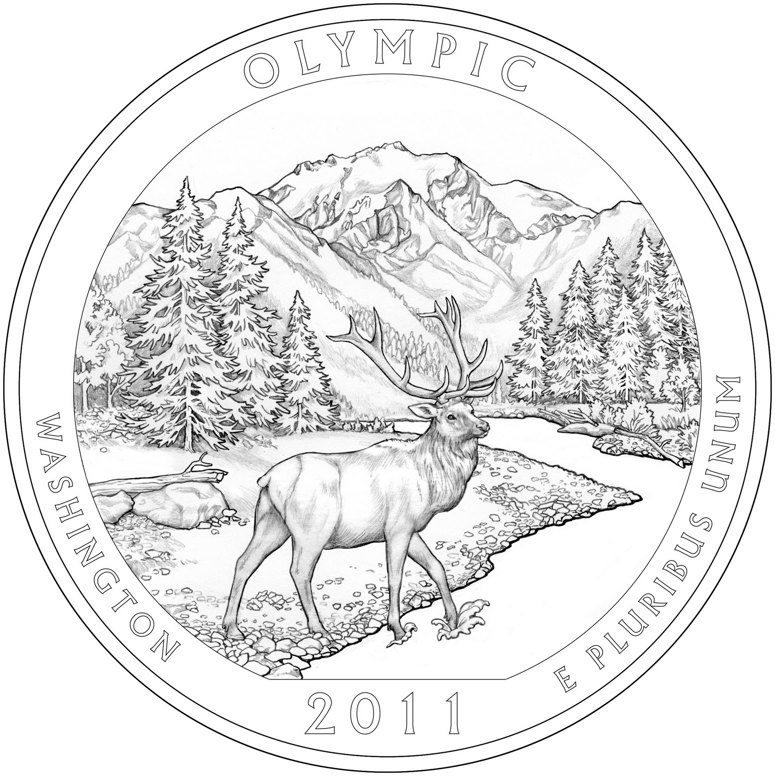 Outdoors  National Parks Honored On More Quarters By US Mint - Us national park quarters book