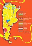 . la Universidad de Buenos Aires. Victoria, Buenos Aires, Argentina. mapa pueblos